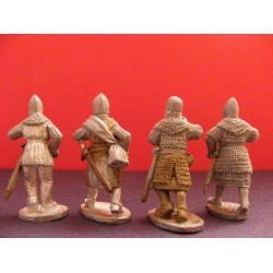 OT25 Islemen/Highlanders and Gallowglass Axemen 2
