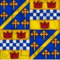 Highland and Lowland Clans for Harlaw 1411