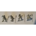 OT52 French (or European) double handed weapon armed infantry 1