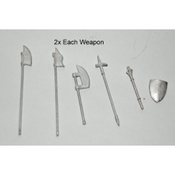 Weapon Pack 1